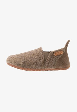 SAILOR HOME SHOE - Slippers - camel