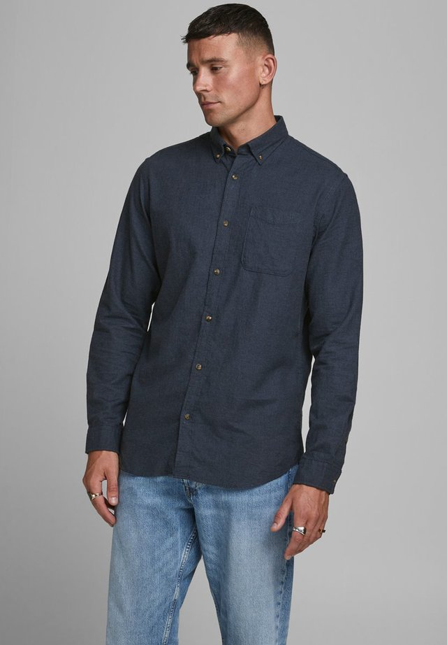 TWILLWEB - Shirt - navy blazer