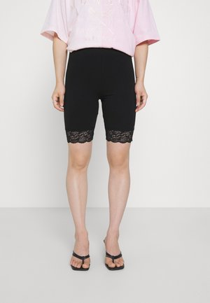 ONLLIVE LOVE - Shorts - black