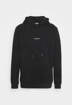HOOTED JET - Sweatshirt - black