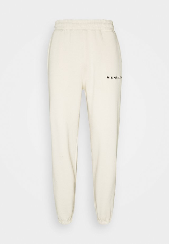 ESSENTIAL REGULAR UNISEX - Trainingsbroek - cream