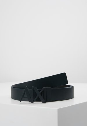 BELT - Belt - black/navy