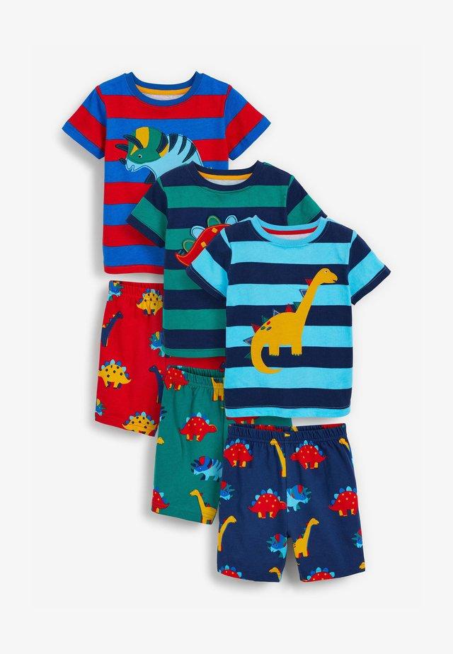 3 PACK  - Pyžamová sada - multicoloured