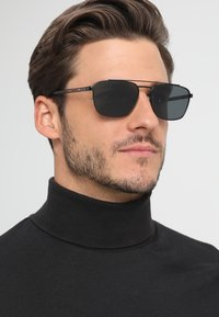 Prada - Sunglasses - black/polar grey - 1