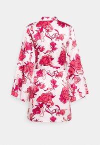 Hunkemöller - KIMONO ZINNIA - Peignoir - cloud pink - 7