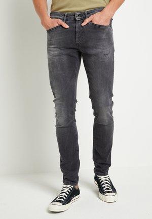 BOLT - Slim fit jeans - black