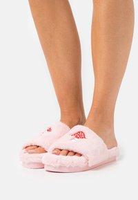 Monki - STING VEGAN  - Slippers - pink - 0