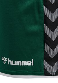Hummel - HMLAUTHENTIC  - Sports shorts - evergreen - 3
