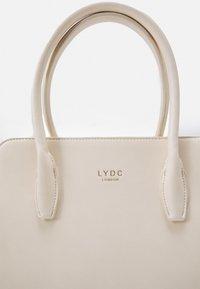 LYDC London - HANDBAG - Handbag - offwhite - 4