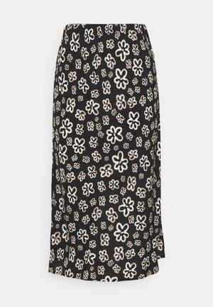 LOLA - Pencil skirt - black