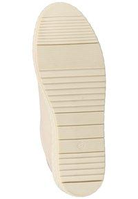 Sansibar Shoes - Sneakers laag - beige - 4