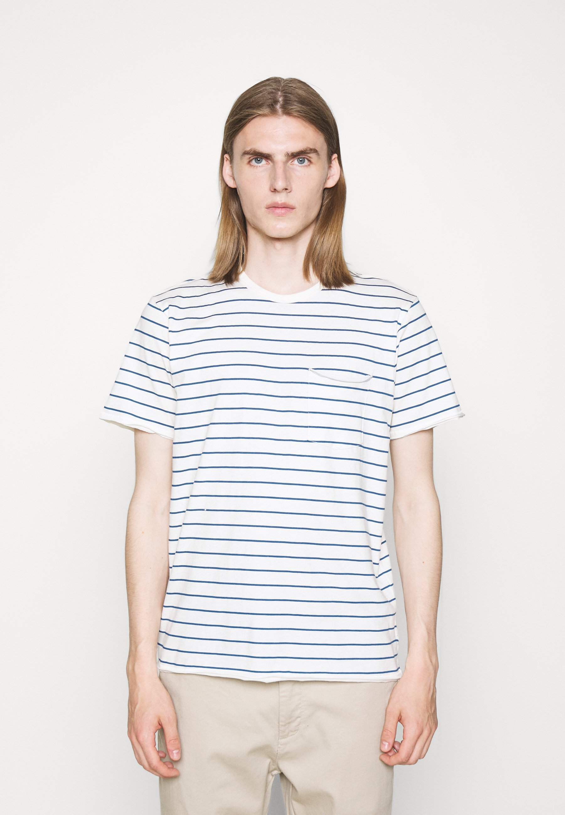 Homme MILES TEE - T-shirt imprimé