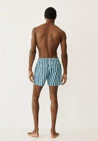 Mango - HE SHALL - Swimming shorts - blauw - 2