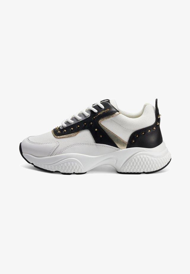 REVEAL RUNNER - Sneakers laag - white