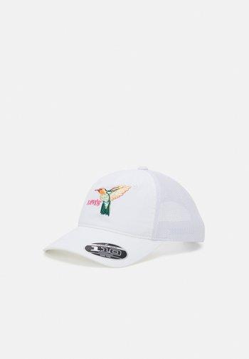 WOMEN'S BASEBALL - Cap - regular white