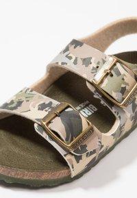 Birkenstock - MILANO - Sandals - khaki - 2