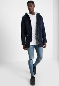 Only & Sons - ONSALEX TEDDY - Parka - night sky - 1