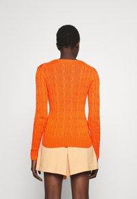Polo Ralph Lauren - CLASSIC - Jumper - fiesta orange - 2