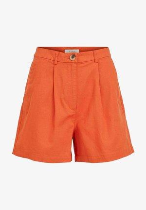 Shorts - burnt ochre