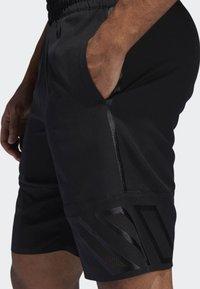 adidas Performance - N3XT L3V3L SHORTS - Sports shorts - black - 5
