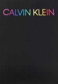 Calvin Klein Swimwear - PRIDE BODYSUIT - Swimming shorts - black - 4