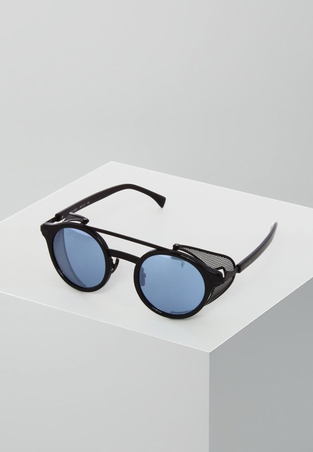 LUCA - Sunglasses - silver-blue