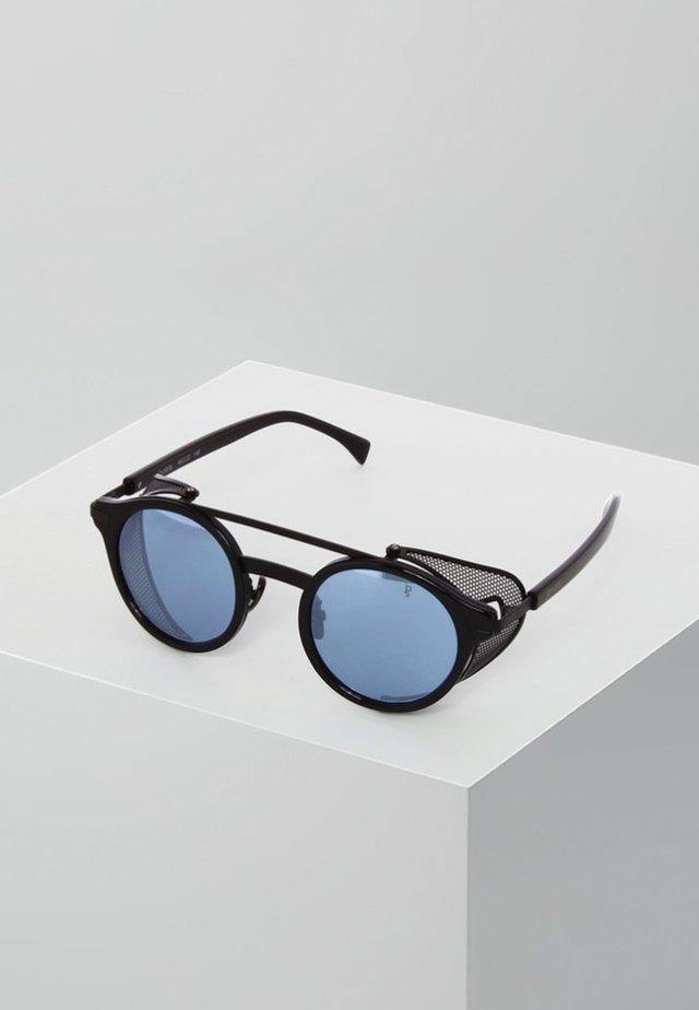 LUCA - Sonnenbrille - silver-blue