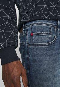 s.Oliver - YORK - Jeans a sigaretta - dark blue - 3