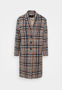 AVANI CHECK COAT - Classic coat - multi-coloured
