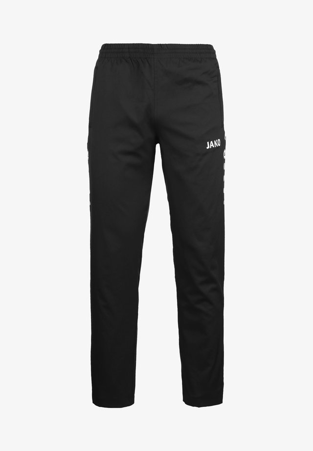 COMPETITION - Tracksuit bottoms - schwarz
