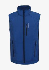 Icepeak - BOGATA  - Waistcoat - blau - 0
