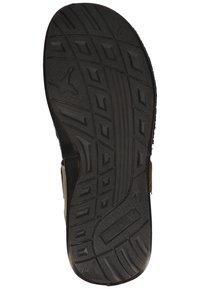 Pikolinos - Sandales de randonnée - dark grey - 4