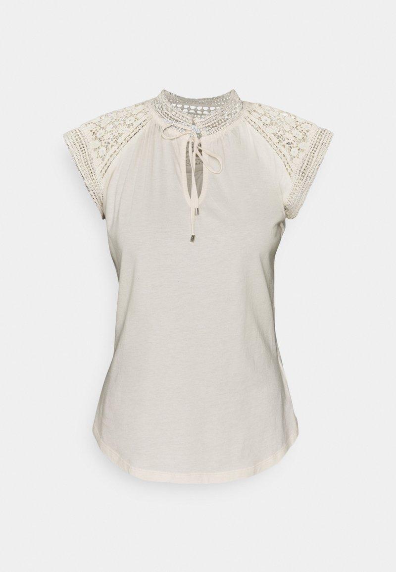 Lauren Ralph Lauren - SUBLIME - Print T-shirt - mascarpone cream