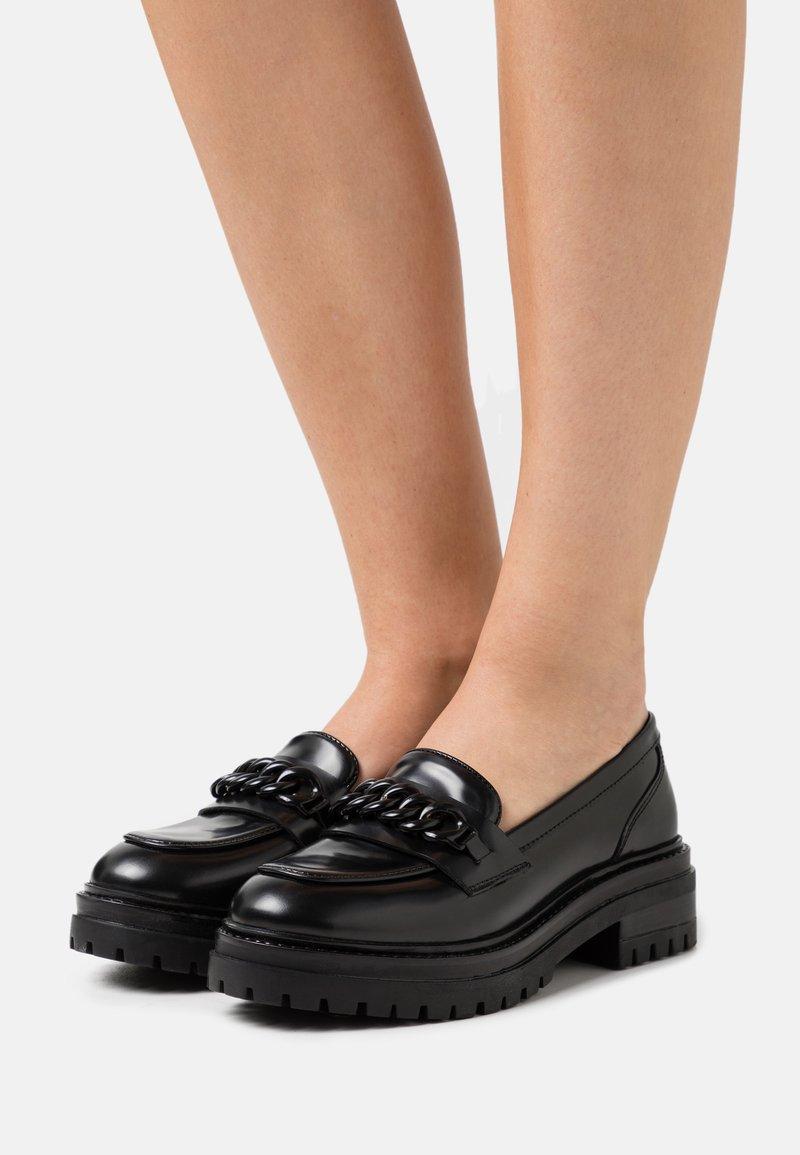 Zign - Slipper - black