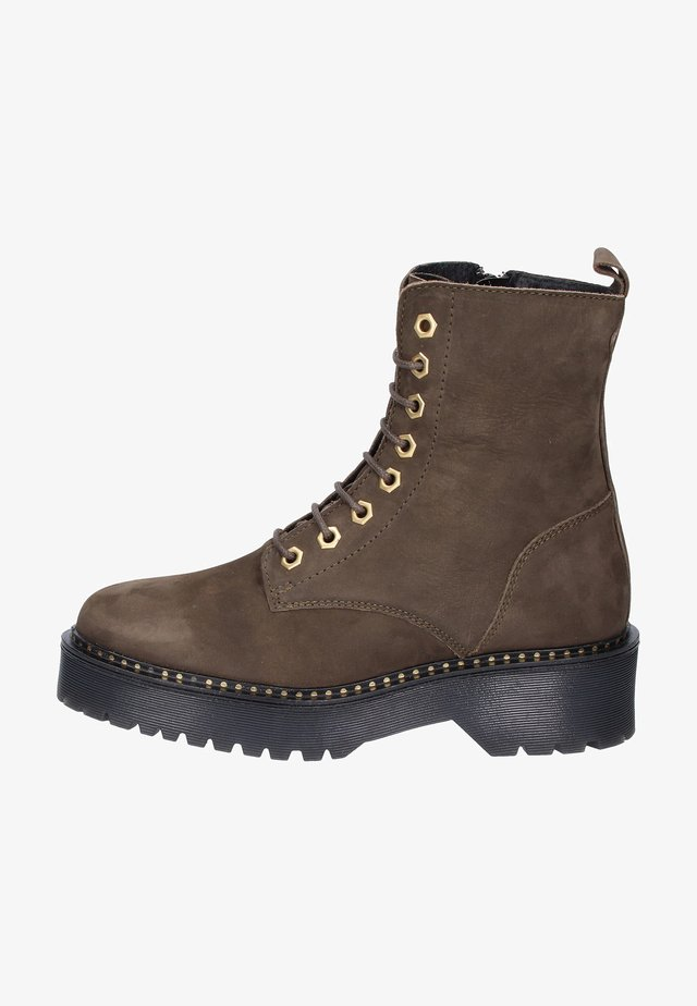 Veterboots - olive green