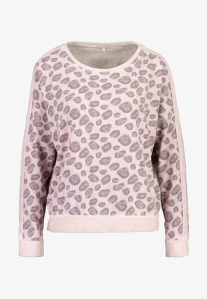 LEO - Sweatshirt - chiffon rose