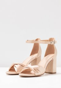 Lulipa London - DEB - High heeled sandals - oyster - 4