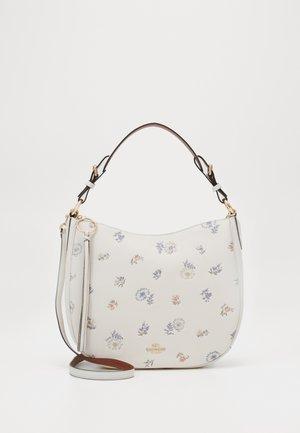 MEADOW PRAIRIE - Handbag - chalk