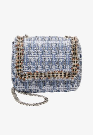 WATERLIK LOEL BAG - Across body bag - chambray blue