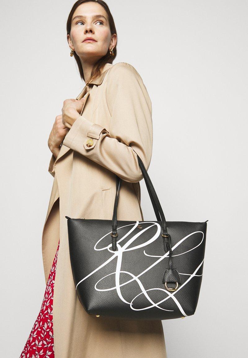 Lauren Ralph Lauren - GRAIN KEATON - Handbag - black