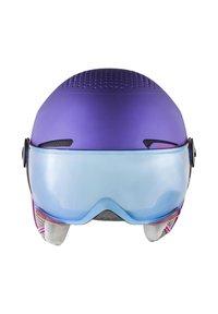 Alpina - ZUPO VISOR - Helmet - violet matt - 2