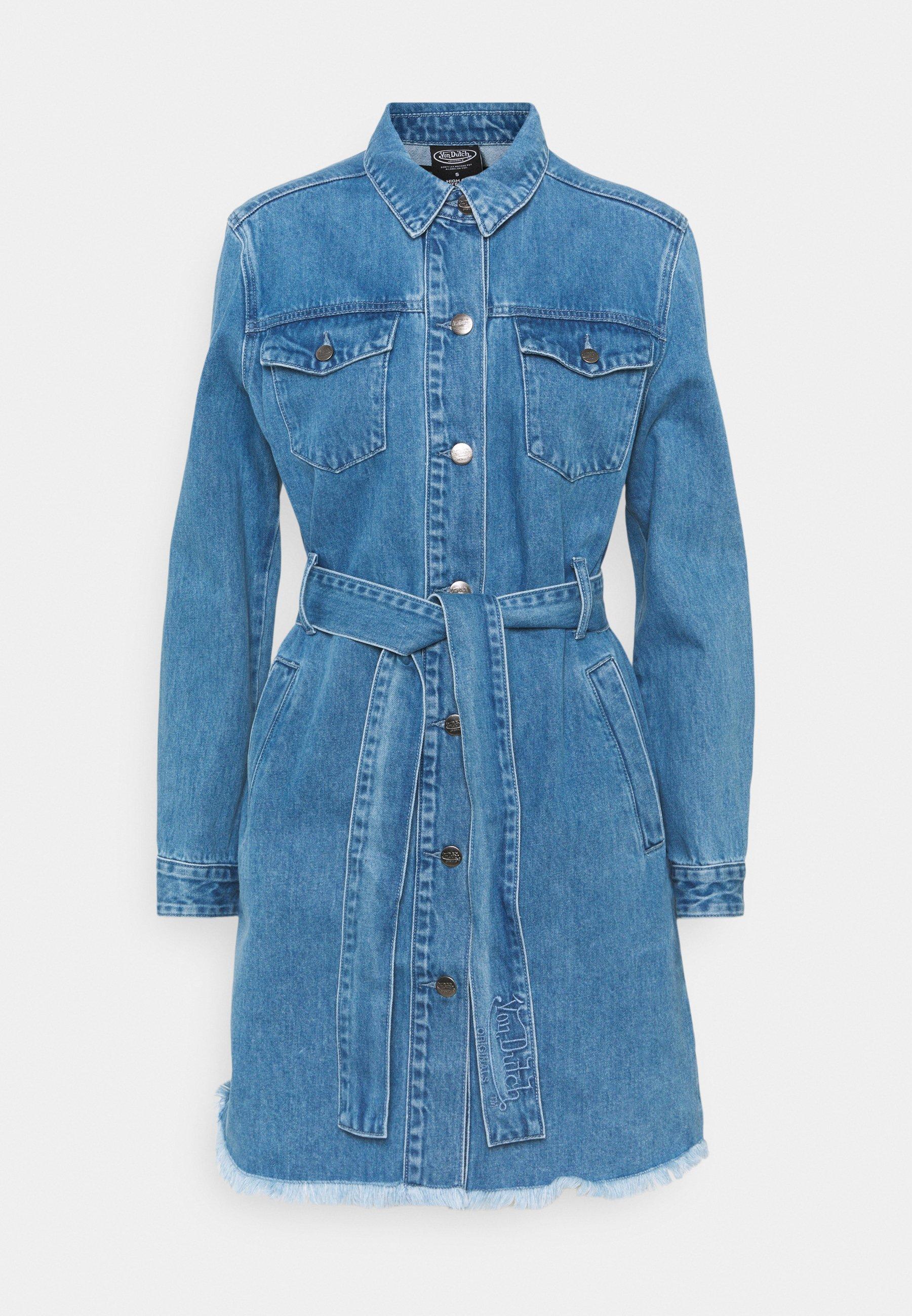 Femme KYRIE - Robe en jean