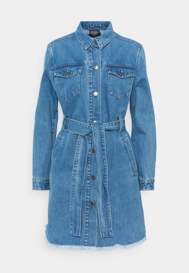 KYRIE - Denim dress - blue denim