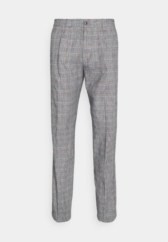 PLEAT - Pantaloni - colorado indigo