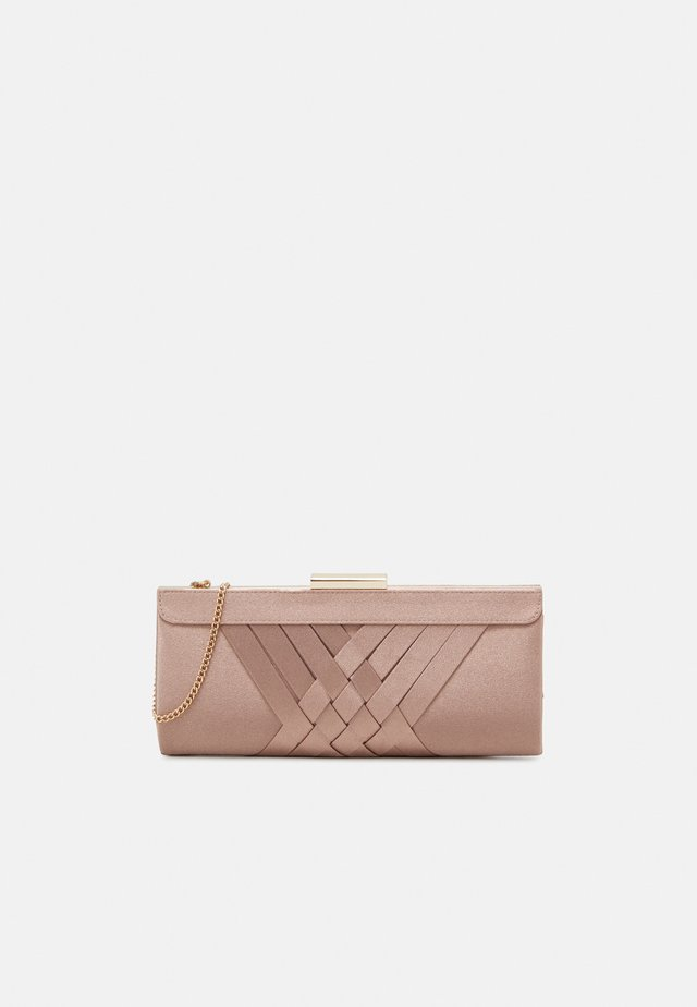 FIONA FRAME - Clutch - blush