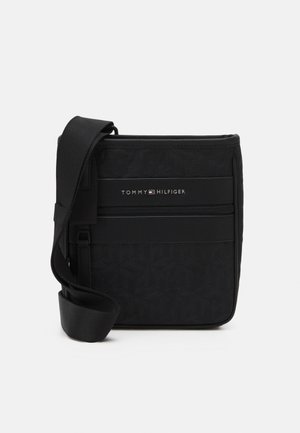 ELEVATED MINI  MONO - Across body bag - black