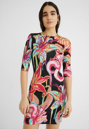 DESIGNED BY MARIA ESCOTÉ: - Jumper dress - multi-coloured