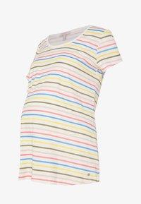 Esprit Maternity - Print T-shirt - offwhite - 3