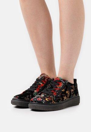 Zapatillas - black/multicolor