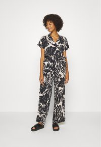 Cartoon - OVERALL - Jumpsuit - white/grey - 1
